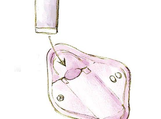 身体が温まる! 冷え性改善にクルリの布ナプキンを使ってみました